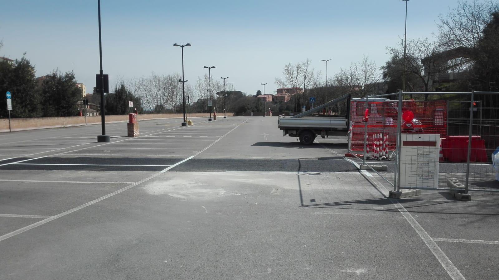 parcheggio San Francesco Siena